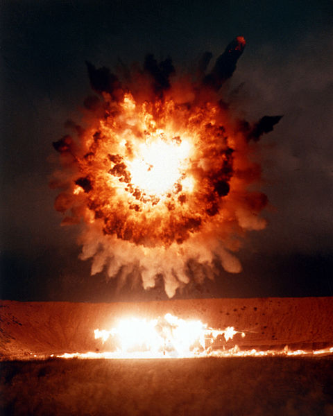 The Fireball of Christ Details