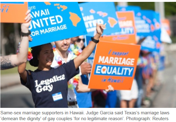 homosexuals have the right to marriage Same-sex marriage: everyone should have the rauch claims that love is the same for both gays and straights the right to marriage and the right to love is a right.