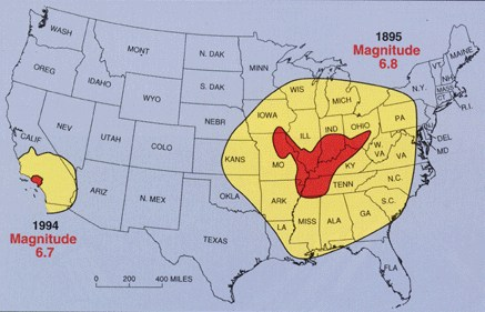 Watchman\'s Update: Increase In Seismic Activity In The US ...