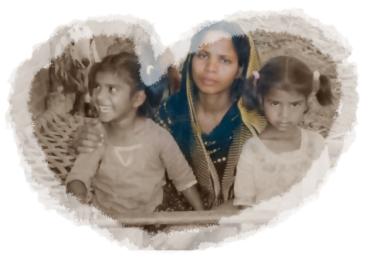 Asia Bibi and Her Children