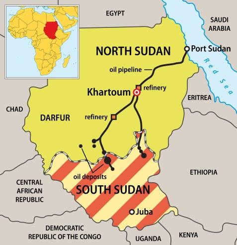 Resultado de imagen de RELIGIOUS CONFLICTS IN SUDAN