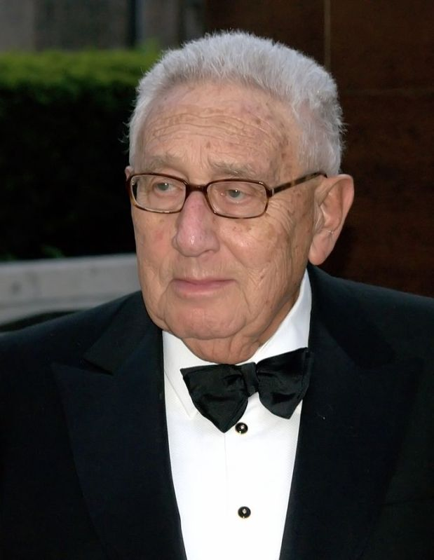 """""""Who controls the food supply controls the people; who controls the energy can control whole continents; who controls money can control the world."""" -Henry Kissinger"""