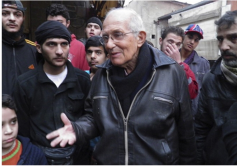 Priest killed in syria