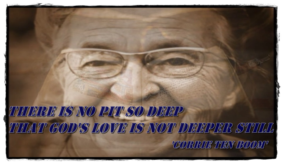 Corrie Ten Boom « VOICE OF THE PERSECUTED