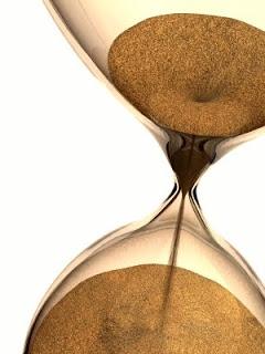 time-hourglass