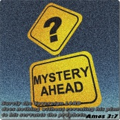 Mystery of the Lord