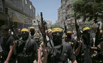 armed palestinian terrorists