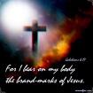 mark of jesus