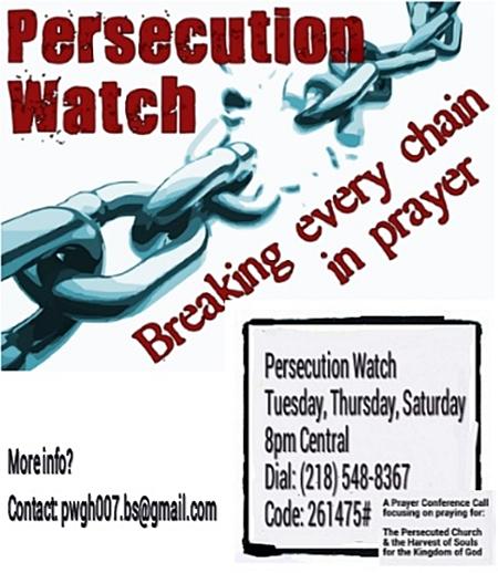 PersecutionWatchLogo