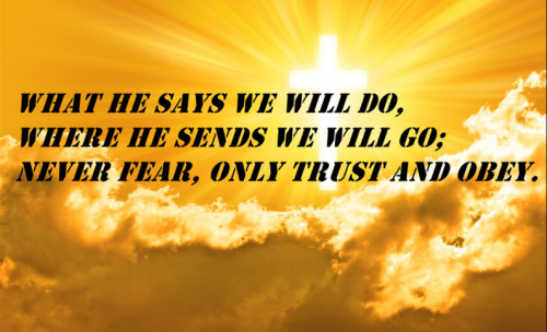 trust and obey 2