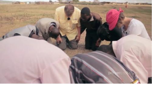 Screen Shot Prayer Cast