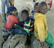 Nigerian Christian refugees children PHOTO: Voice of the Persecuted