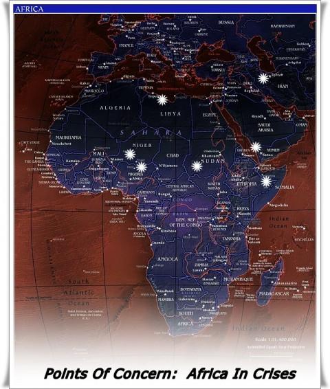 Africa in crises