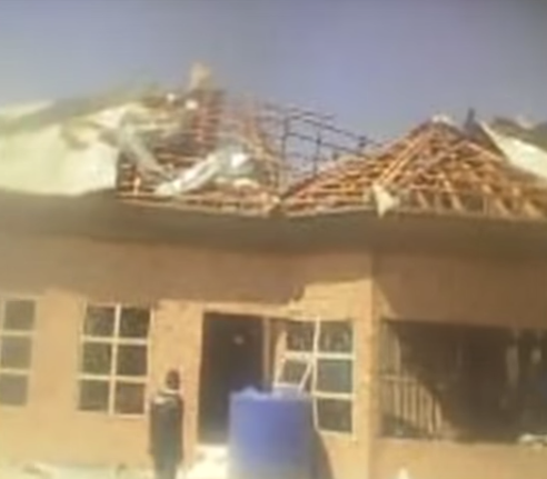 Screenshot Maiduguri aftermath (Feb. 2015)