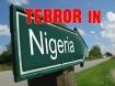 NIGERIA road sign