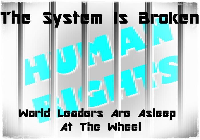human rights broken