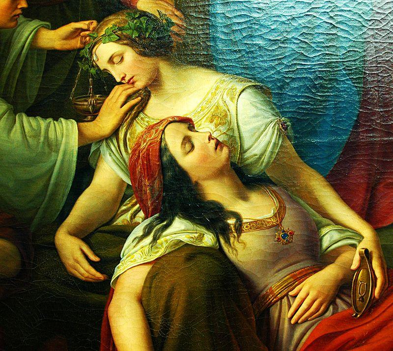 Matthew 25: Parable of the Ten Virgins