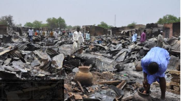 Nigerians Returning to their homes: Yahoo news