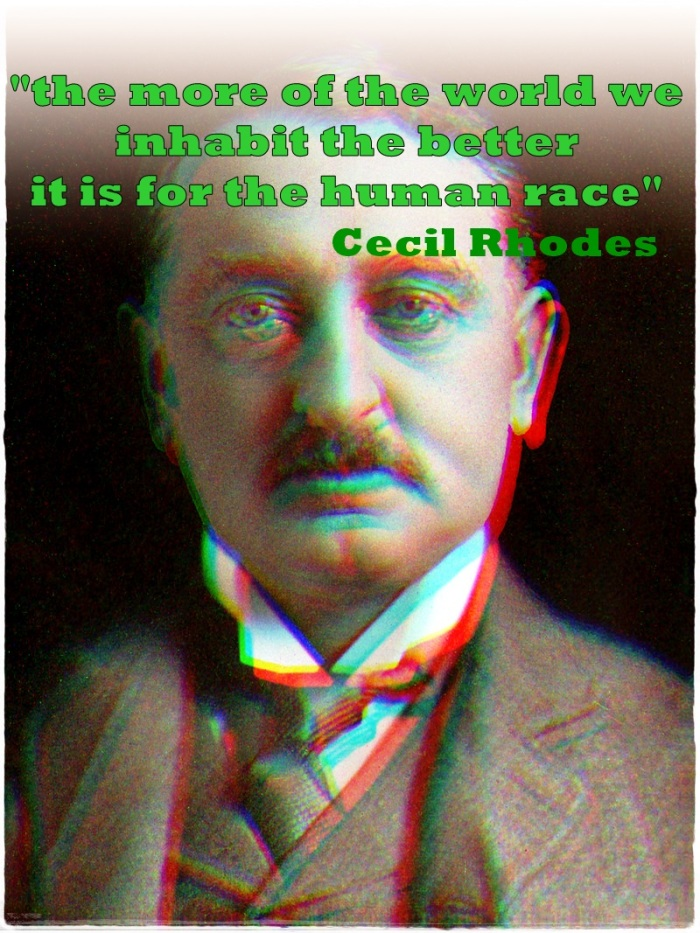 the legacy of cecil rhodes should not be removed Cecil became news when a group of students at oxford university campaigned to have his statue removed as he was a bit of a d1ck the student's wishes were ignored and oxford now says the matter is not open for discussion.