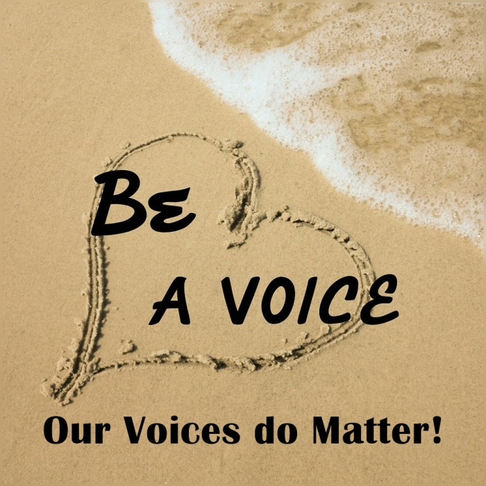 be a voice4