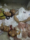 MARTYRS @ THE COPTIC HOSPITAL MORGUE PHOTO: LILIAN WAGDY WIKIMEDIA COMMONS