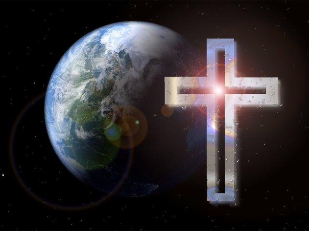 cross-and-globe