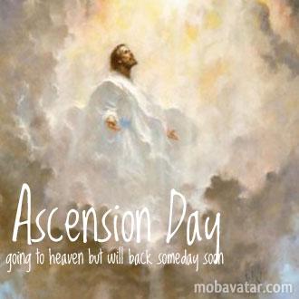 ASCENSION--JESUS