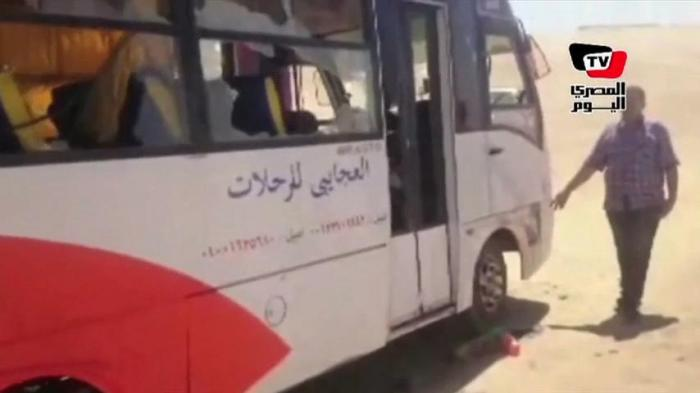 COPTIC CHRISTIAN'S BUS